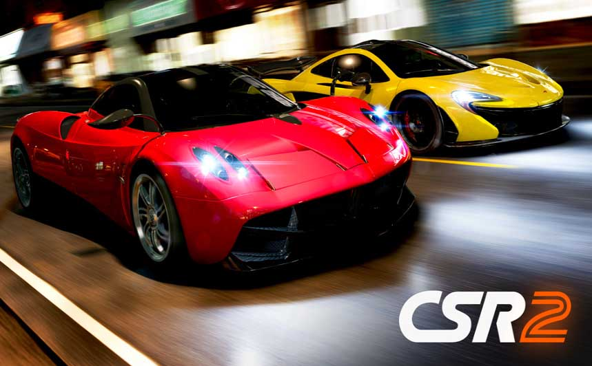 Download CSR Racing 2 v 2.12.0