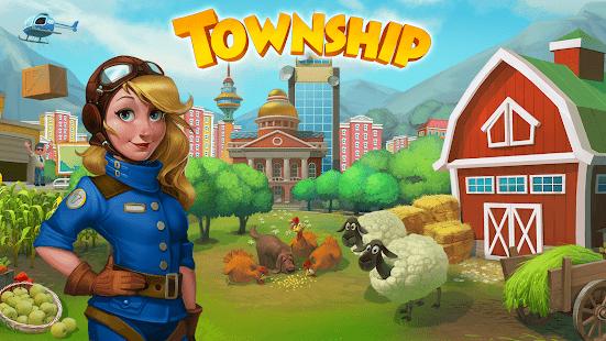 Download Township Fazenda e Cidade v 7.8.1 Dinheiro Infinito