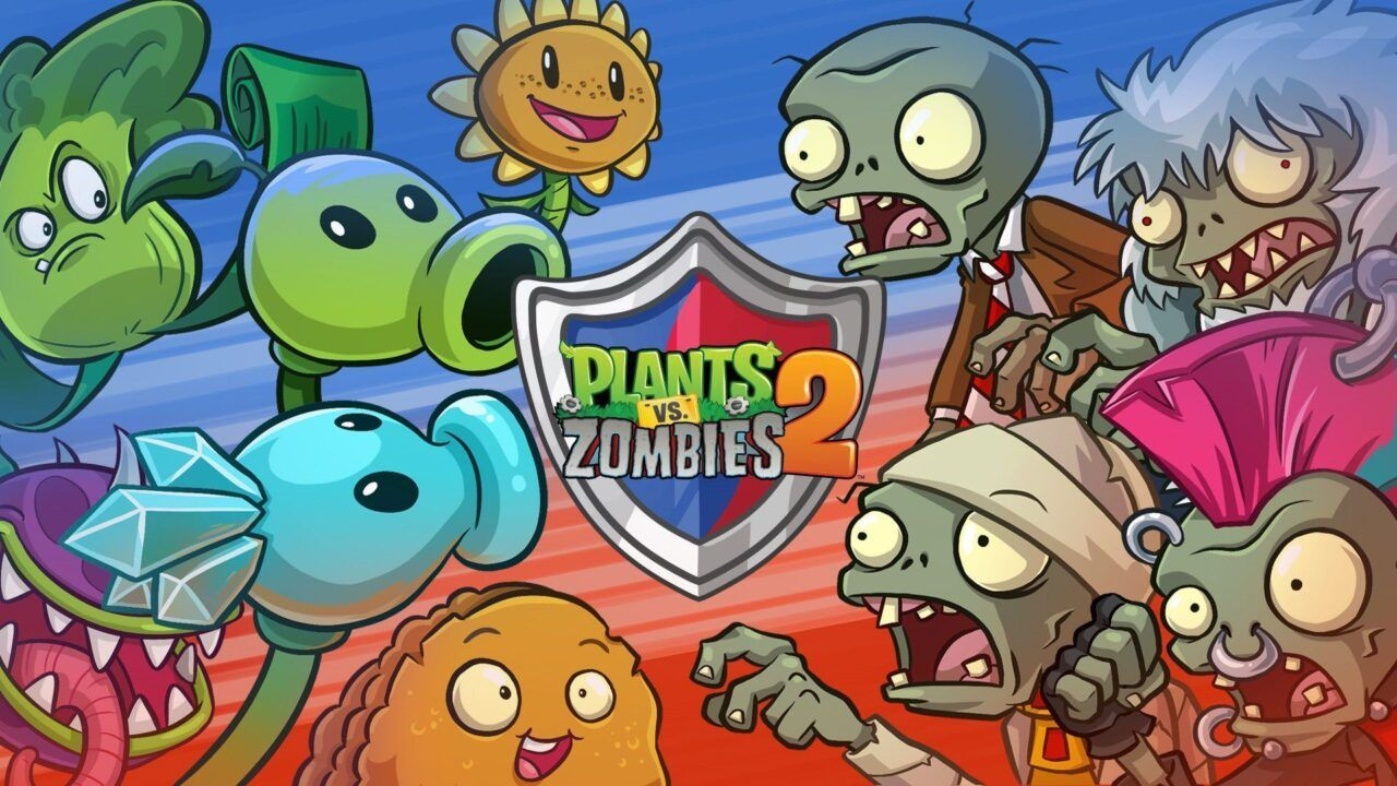 Download Plants vs Zombies 2 atualizado