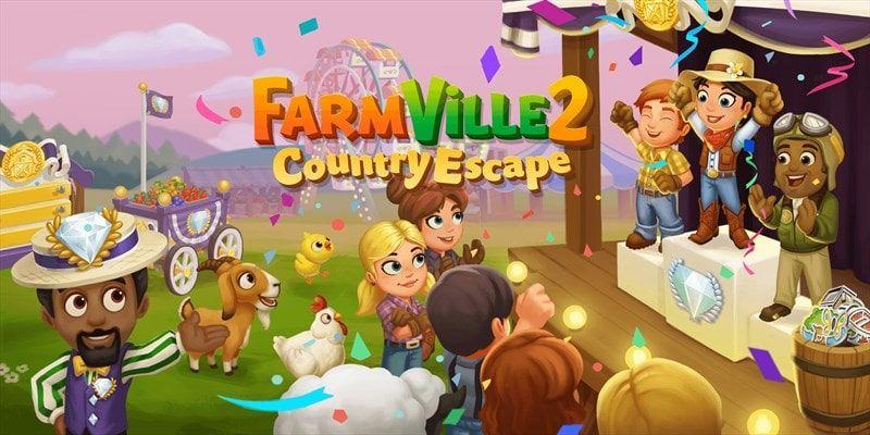 FarmVille 2 Country Escape 15.6.5710 Apk Mod Dinheiro Infinito