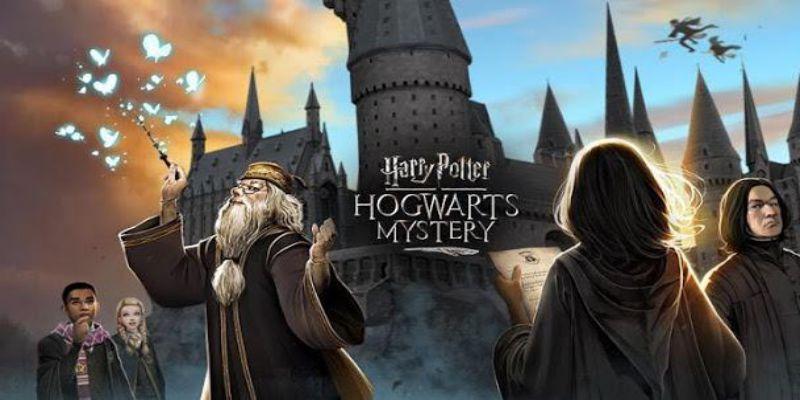 Harry Potter Hogwarts Mystery v 3.1.1 Apk Mod Dinheiro Infinito
