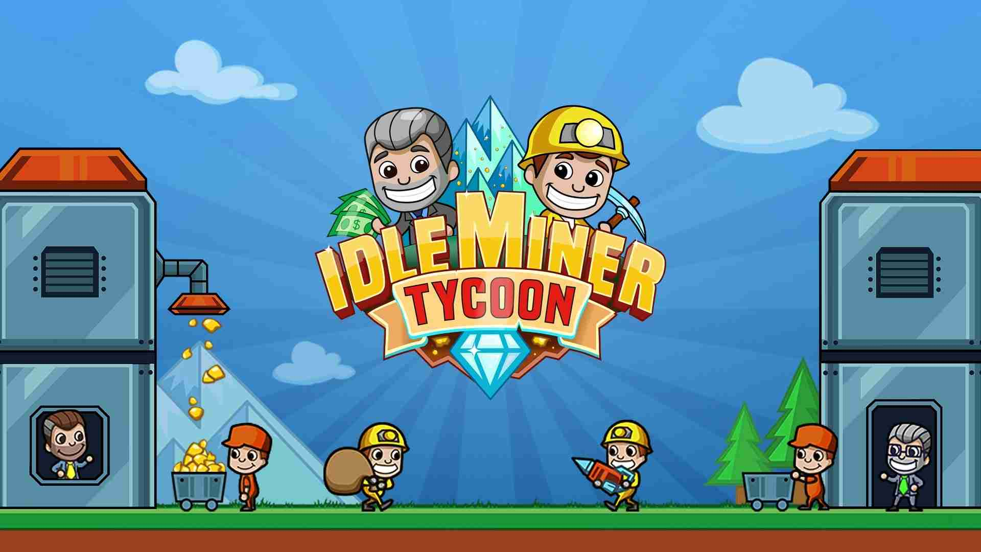 Idle Miner v3.26.1   Apk Mod Dinheiro Infinito