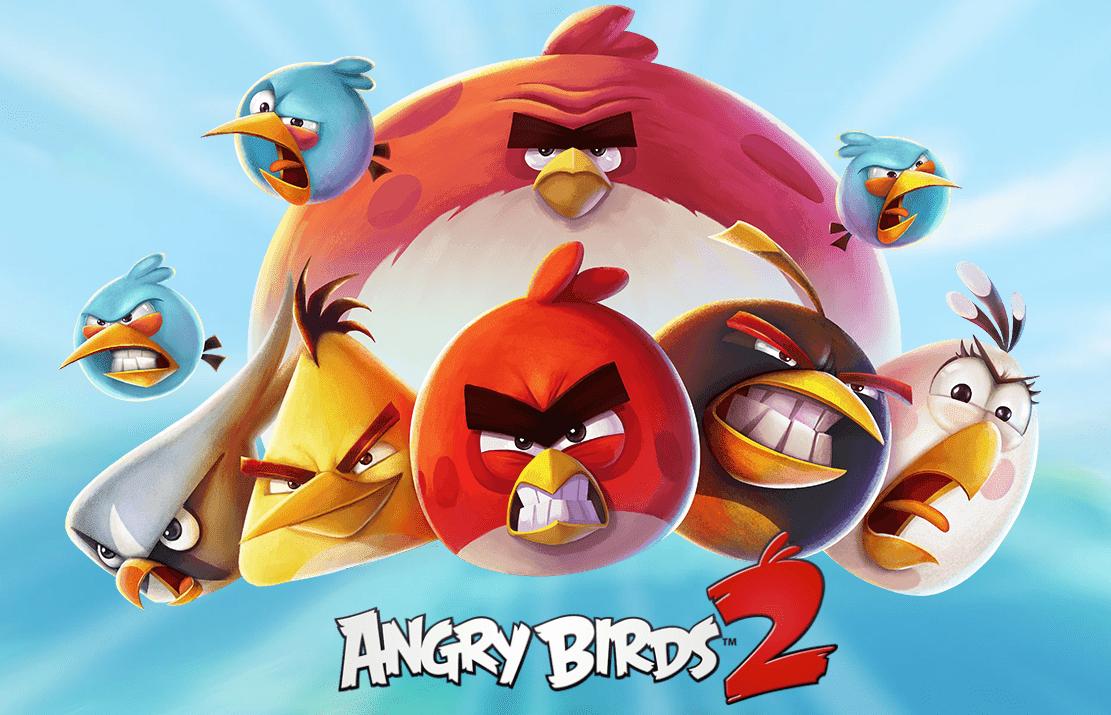 Angry Birds 2 v 2.42.0 Apk Mod Gemas Infinitas