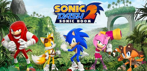 Sonic Dash 2: Sonic Boom v2.2.3 Apk Mod Dinheiro Infinito