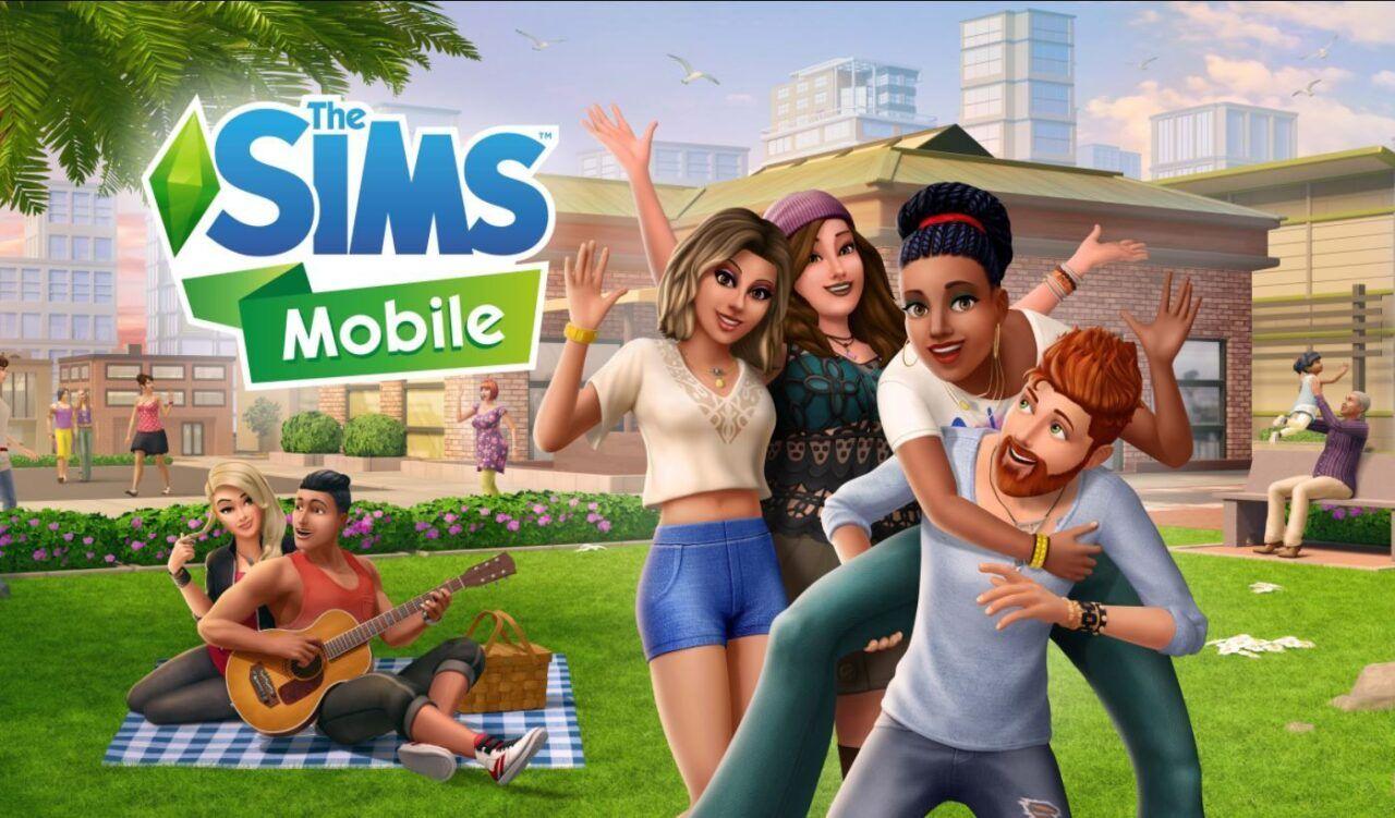 The Sims Mobile v 20.0.0.89800 Apk Mod Moedas