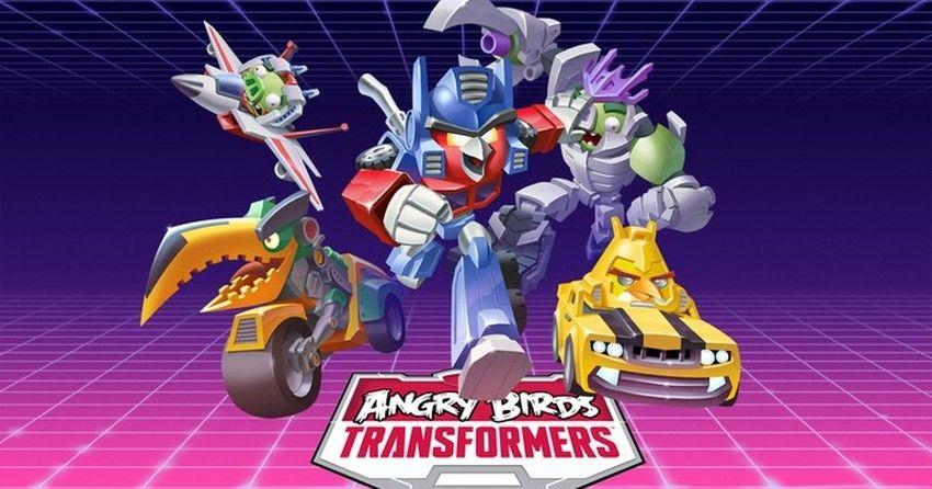 Angry Birds Transformers v2.1.1 Apk Mod Dinheiro Infinito