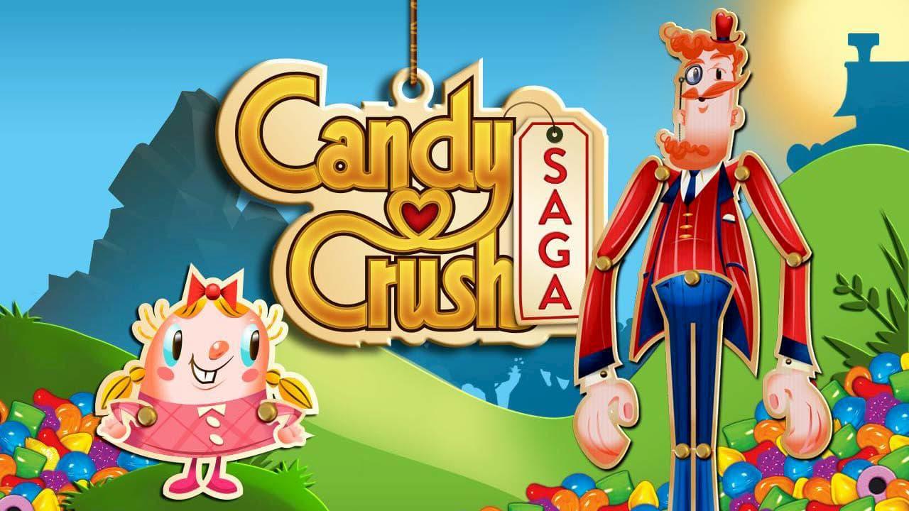 Candy Crush Saga Mod Apk atualizado