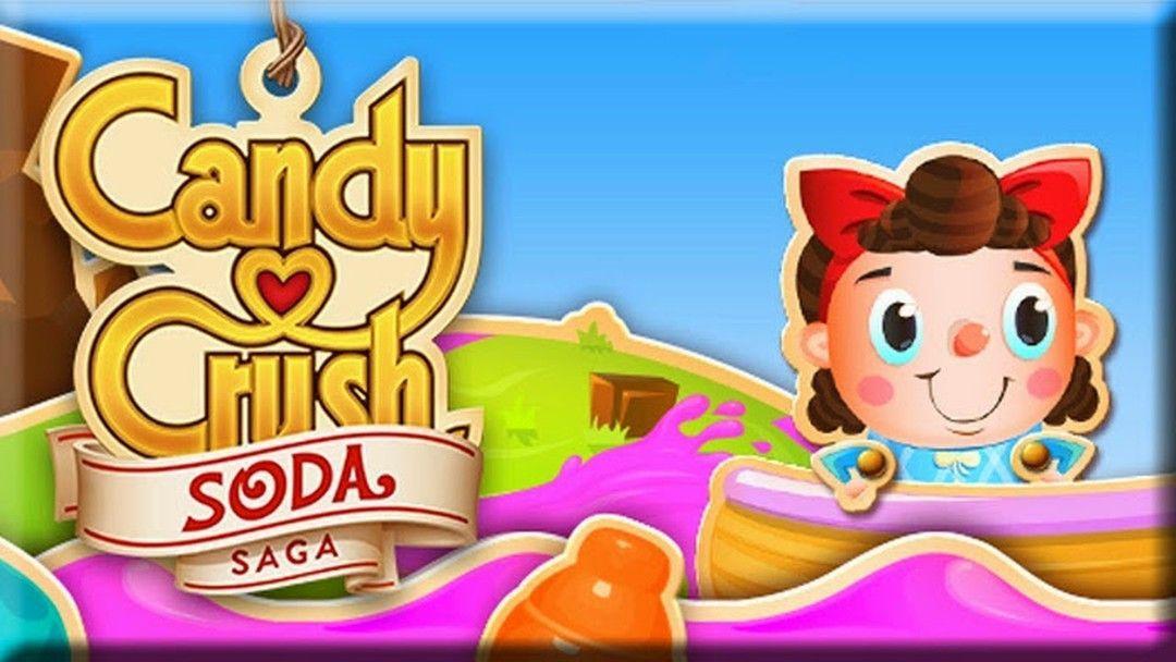 Candy Crush Soda Saga Apk Mod atualizado