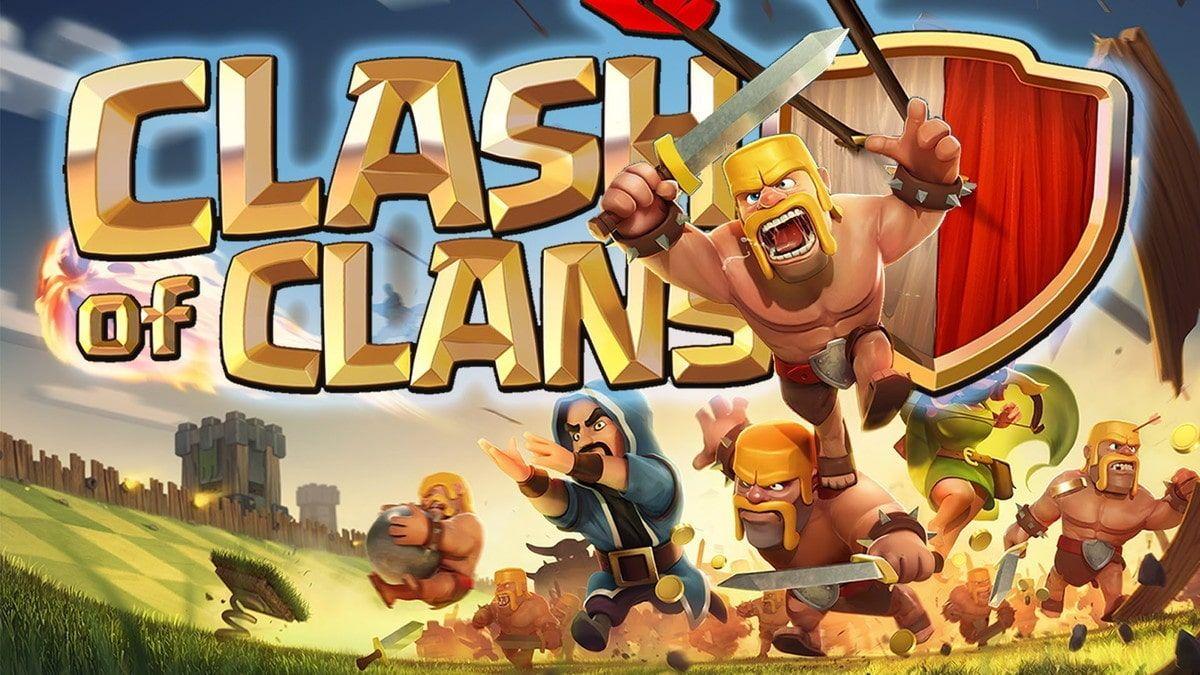 Clash of Clans v 13.180.16 Apk Mod Gemas infinitas