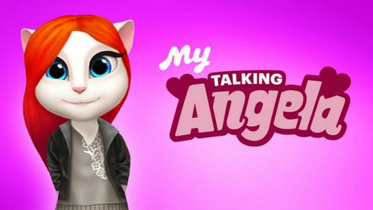 My Talking Angela v4.6.1.723 Apk Mod Dinheiro Infinito