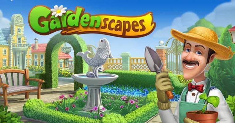 Gardenscapes New Acres v4.9.0 Apk Mod Dinheiro Infinito