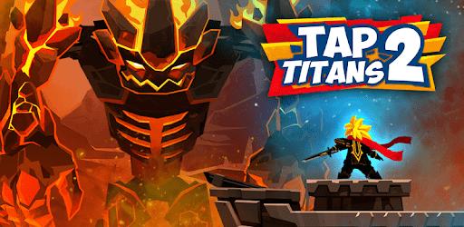 Tap Titans 2 v 5.0.3 Apk Mod Ouro Infinito