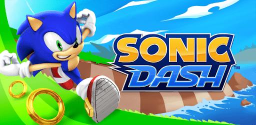 Sonic Dash v 4.14.0  Mod Apk Dinheiro Infinito