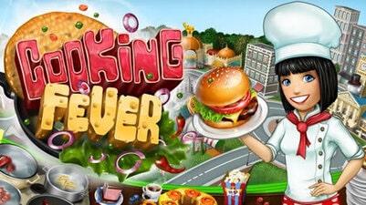 Cooking Fever v8.1.0 Apk Mod Dinheiro Infinito