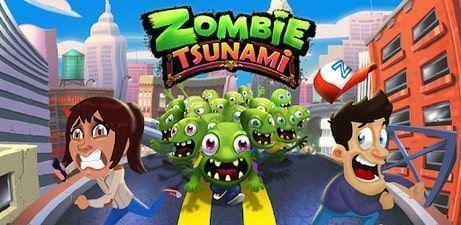 Zombie Tsunami v4.3.1 Mod Apk Dinheiro Infinito