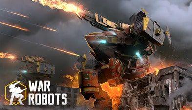 War Robots Apk Mod atualizado