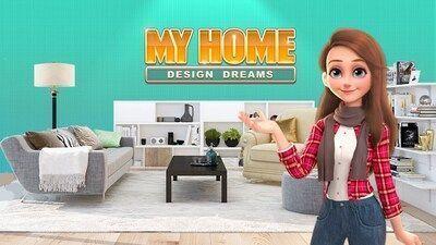 My Home: Design Dreams v 1.0.311Mod Apk Dinheiro Infinito