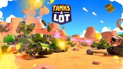 Tanks A Lot v2.75  Apk Mod Munição Infinita