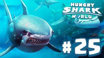 Hungry Shark World Apk Mod v 3.9.2 Dinheiro Infinito