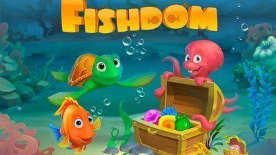 Fishdom Apk Mod atualizado