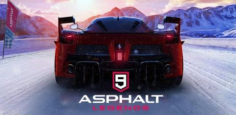 Asphalt 9 Legends Apk Mod atualizado