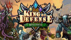 King Of Defense: Battle Frontier v1.5.23 Apk Mod Dinheiro Infinito