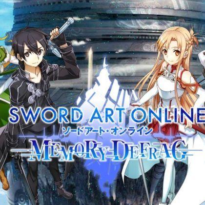 Sword Art Online: Memory Defrag v2.1.0 Apk Mod