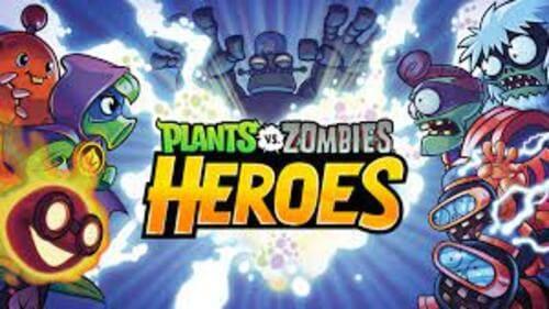 Plants vs Zombies Heroes Mod Apk download