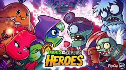 Plants vs Zombies Heroes Mod Apk dinheiro infinito