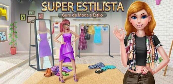 Super Estilista: Guru de Moda e Estilo v1.9.03 Apk Mod