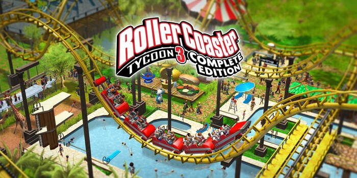 RollerCoaster Tycoon Touch v3.15.3 Apk Mod Dinheiro Infinito