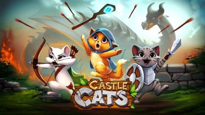 Castle Cats v2.15.1 Apk Mod Dinheiro Infinito