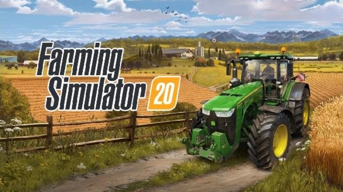 Farming Simulator 20 V 0.0.0.70  Apk Mod