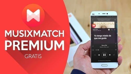 Download Musixmatch Premium