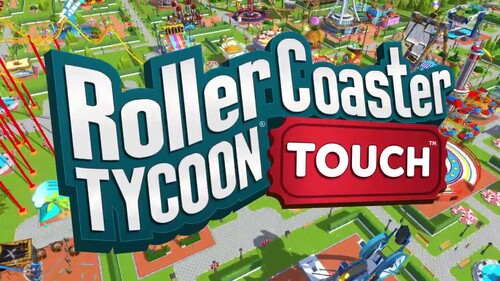 RollerCoaster Tycoon Touch Mod Apk Infinito